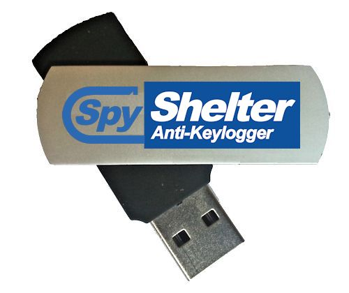 SpyShelter Premium Anti-Keylogger - USB Drive - One Year License - Click Image to Close