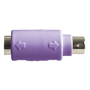 KeyKatcher 64K Mini PS/2 Hardware Keylogger - Click Image to Close