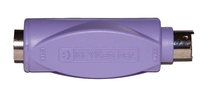 KEYKatcher Magnum 4MB PS/2 Forensic Hardware Keylogger Time/Date - Click Image to Close