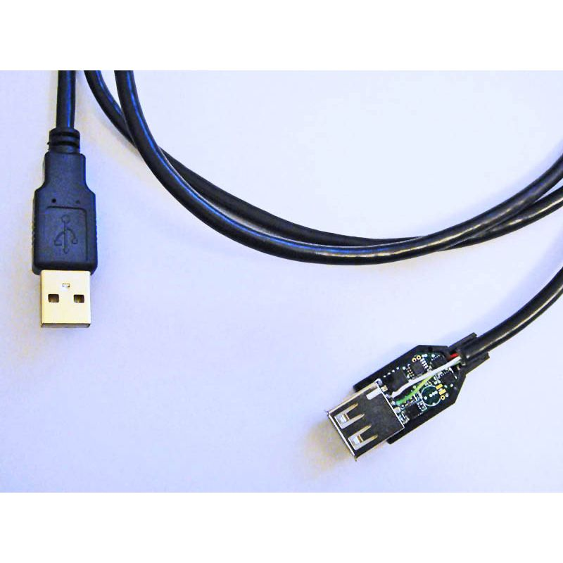 KeyLlama Micro WiFi Cable Keylogger - Click Image to Close